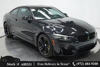 BMW M4 EXECUTIVE,NAV,CAM,BLIND SPOT,HEADS UP,$77K MSRP 2018