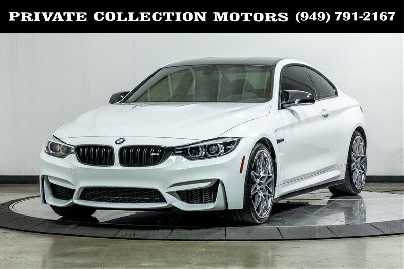 2018_BMW_M4_Highly Optioned $90k MSRP_ Costa Mesa CA
