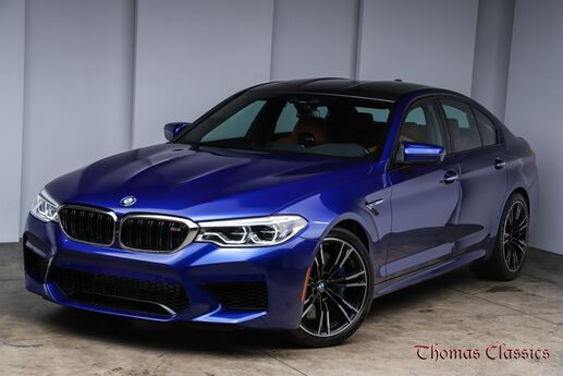 2018 BMW M5  Akron OH