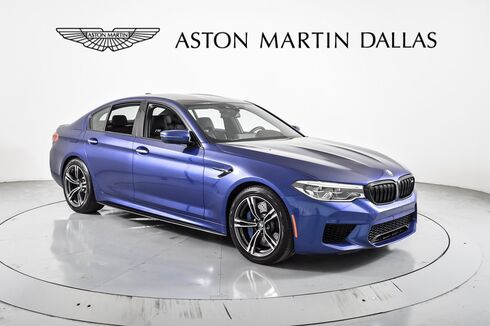 2018_BMW_M5__ Dallas TX