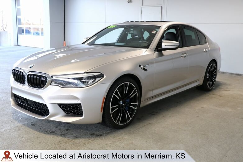 2018 BMW M5  Merriam KS