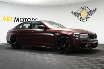 2018_BMW_M5_First Edition,HUD,Blind Spot,Apple Play,Bowers Wilkins Sound_ Houston TX