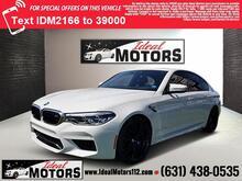 2018_BMW_M5_Sedan_ Medford NY