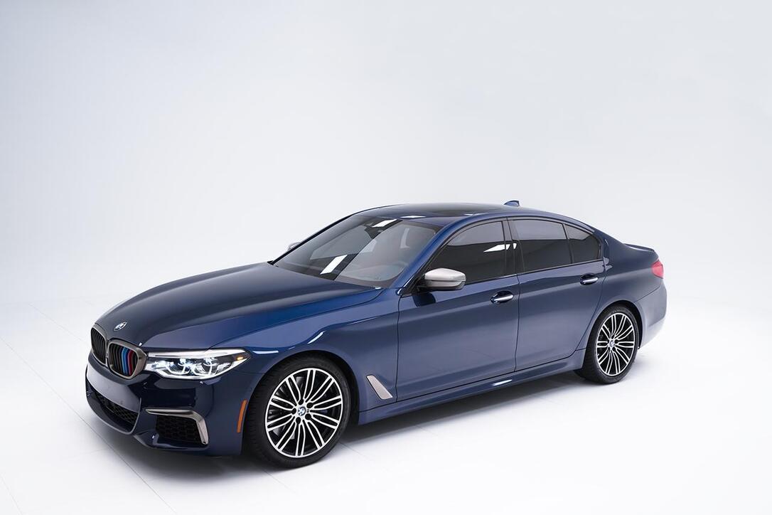 2018 BMW M550i xDrive Pompano Beach FL