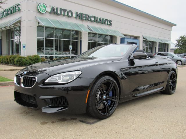 2018 BMW M6 Convertible ***$131,395 MSRP*** Plano TX