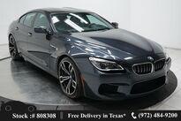 BMW M6 DRVR ASST,NAV,CAM,CLMT STS,BLIND SPOT,$128K MSRP 2018