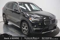 BMW X1 sDrive28i X LINE,NAV,CAM,PANO,HTD STS,18IN WHLS 2018