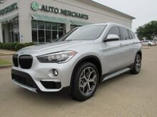 2018_BMW_X1_sDrive28i**Panoramic Roof,Navigation System,Back-Up Camera_ Plano TX