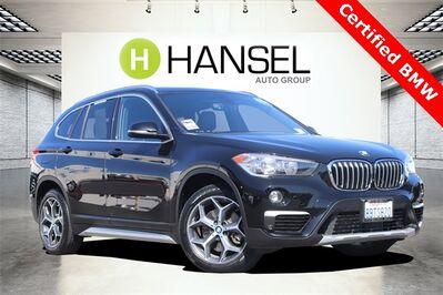 2018_BMW_X1_xDrive28i_ Santa Rosa CA
