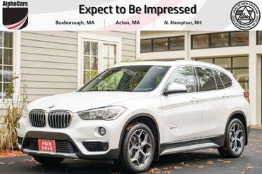2018_BMW_X1_xDrive28i_ Boxborough MA
