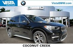 2018_BMW_X1_xDrive28i_ Coconut Creek FL