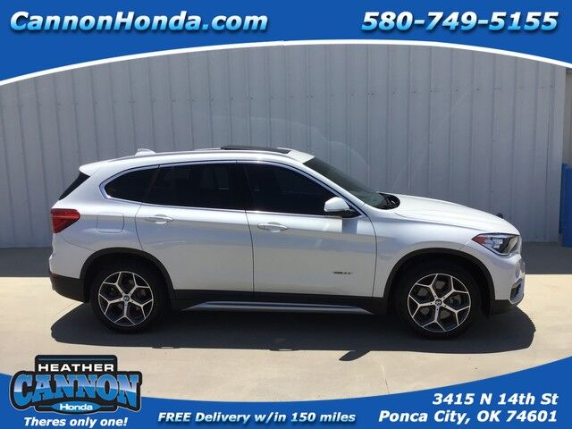 2018 BMW X1 xDrive28i Ponca City OK