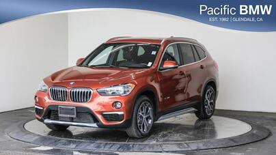 2018_BMW_X1_xDrive28i Sports Activity Vehicle_ Glendale CA
