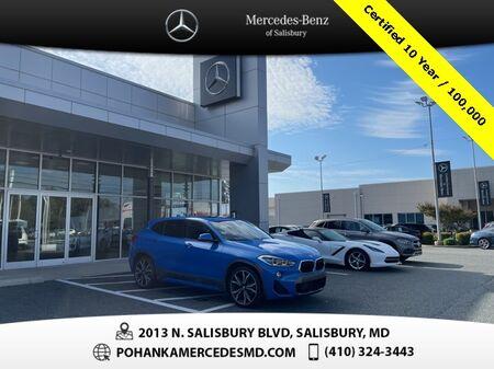 2018_BMW_X2_sDrive28i ** Pohanka Certified 10 Year / 100,000  **_ Salisbury MD