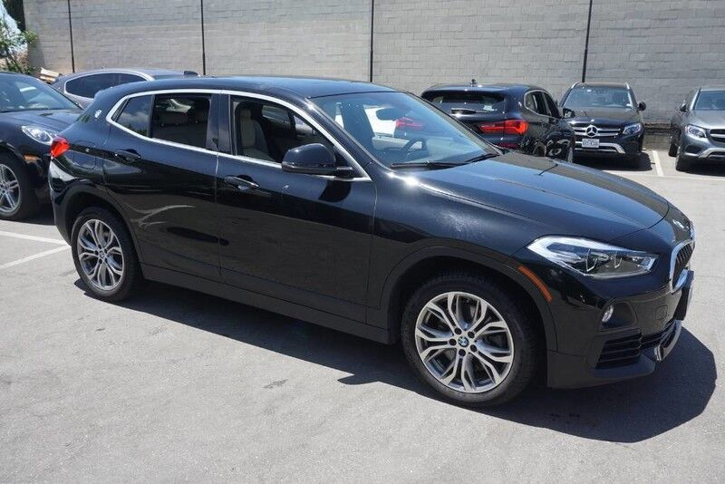 2018 BMW X2 sDrive28i (04/18) PANORAMA ROOF Monterey Park CA