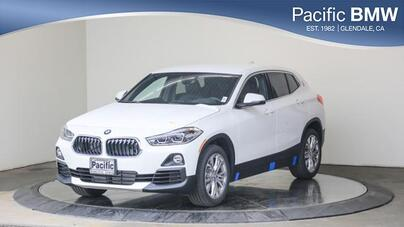 2018_BMW_X2_sDrive28i Sports Activity Vehicle_ Glendale CA