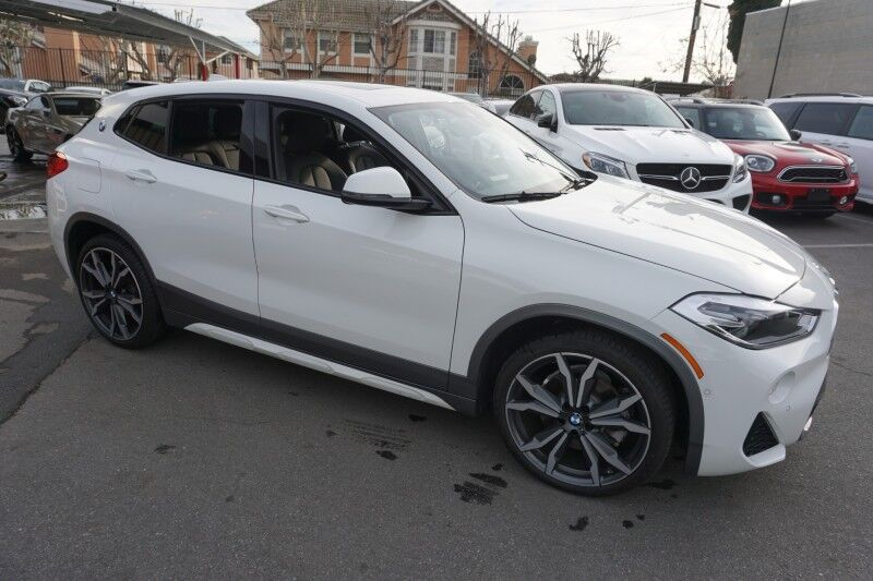 2018 BMW X2 xDrive28i (01/18) M-SPORT / DRIVING ASSISTANCE PACKAGE/20'M Monterey Park CA