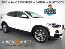 BMW X2 xDrive28i AWD *PANORAMA MOONROOF, BACKUP-CAMERA, HEATED SEATS, HEATED STEERING WHEEL, POWER LIFTGATE, 18 INCH ALLOYS, BLUETOOTH PHONE & AUDIO 2018