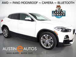 2018_BMW_X2 xDrive28i AWD_*PANORAMA MOONROOF, BACKUP-CAMERA, HEATED SEATS, HEATED STEERING WHEEL, POWER LIFTGATE, 18 INCH ALLOYS, BLUETOOTH PHONE & AUDIO_ Round Rock TX