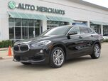 2018 BMW X2 xDrive28i, PANORAMIC, HEATED SEATS, BLUEOOTH/USB, PUSH BUTTON START, PWR LIFTGATE, BACKUP CAMERA