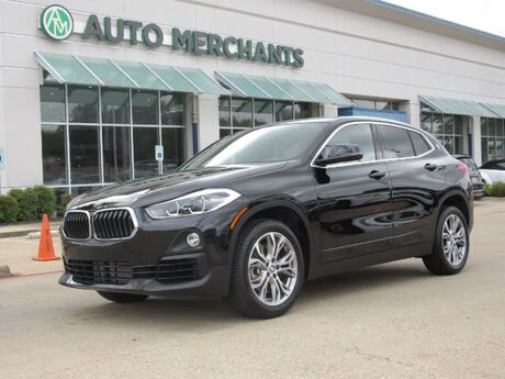 2018 BMW X2 xDrive28i, PANORAMIC, HEATED SEATS, BLUEOOTH/USB, PUSH BUTTON START, PWR LIFTGATE, BACKUP CAMERA Plano TX