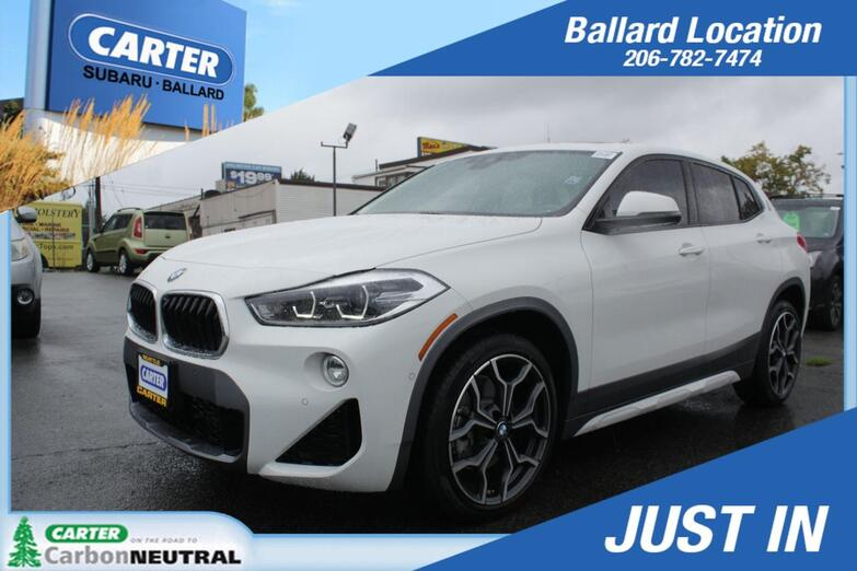 2018 BMW X2 xDrive28i Seattle WA