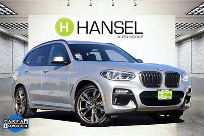 2018_BMW_X3_M40i_ Santa Rosa CA
