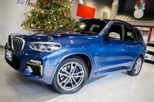2018 BMW X3 M40i Premium Executive Driving Assistance Plus Package M Wheels Harman Kardon 1 Owner