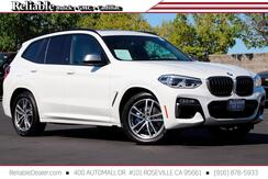 2018_BMW_X3_M40i_ Roseville CA