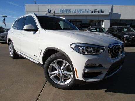 2018 BMW X3 xDrive30i Wichita Falls TX