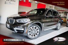 2018 BMW X3 xDrive30i Active Driver Assist Plus, Convenience & Premium Pkg, Wireless Charging