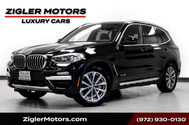 2018 BMW X3 xDrive30i Addison TX