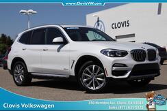 2018_BMW_X3_xDrive30i_ Clovis CA