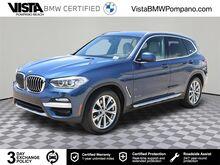 2018_BMW_X3_xDrive30i_ Coconut Creek FL
