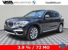 2018_BMW_X3_xDrive30i_ Coconut Creek FL