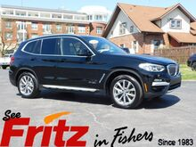 2018_BMW_X3_xDrive30i_ Fishers IN