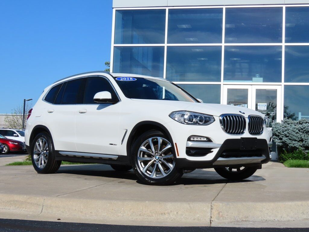 2018 BMW X3 xDrive30i Kansas City MO