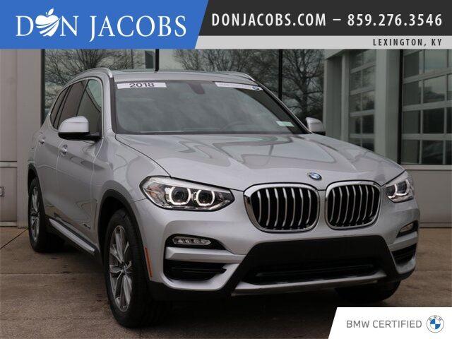 2018 BMW X3 xDrive30i Lexington KY