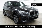 2018 BMW X3 xDrive30i M Sport Heads Up Display Portland OR