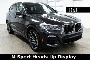 2018_BMW_X3_xDrive30i M Sport Heads Up Display_ Portland OR