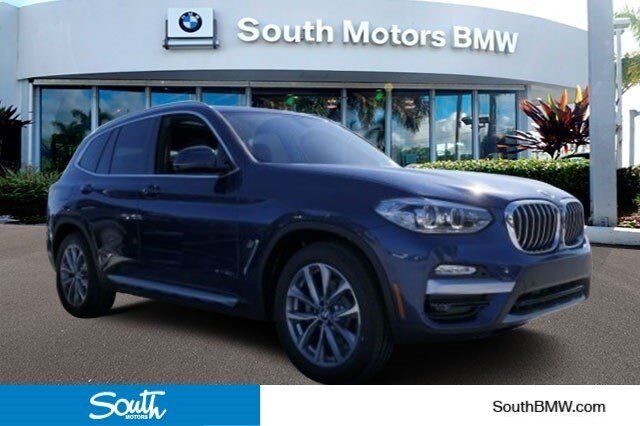 2018 BMW X3 xDrive30i Miami FL
