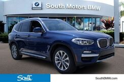 2018_BMW_X3_xDrive30i_ Miami FL