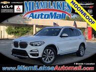 2018 BMW X3 xDrive30i Miami Lakes FL