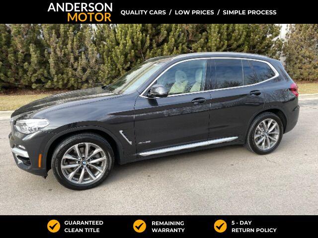 2018 BMW X3 xDrive30i Salt Lake City UT