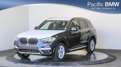 2018_BMW_X3_xDrive30i Sports Activity Vehicle_ Glendale CA