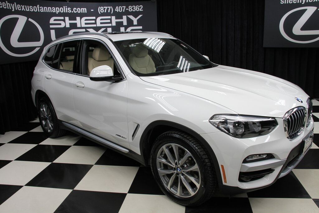 2018 BMW X3 xDrive30i Annapolis MD