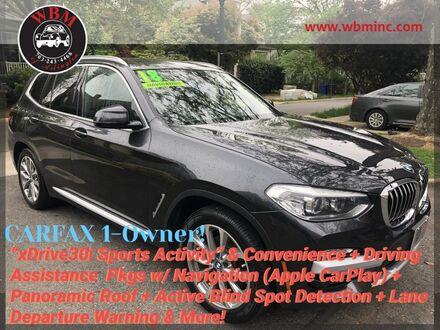 2018_BMW_X3_xDrive30i w/ Premium Package_ Arlington VA