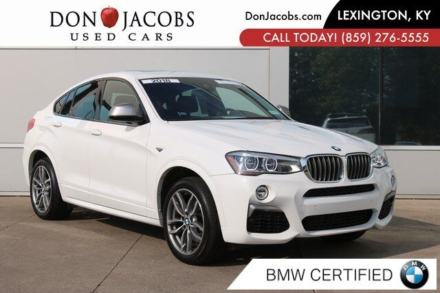 2018 BMW X4 M40i Lexington KY