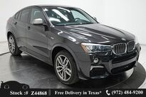 BMW X4 M40i M SPORT,NAV,CAM,SUNROOF,HTD STS,HEADS UP 2018