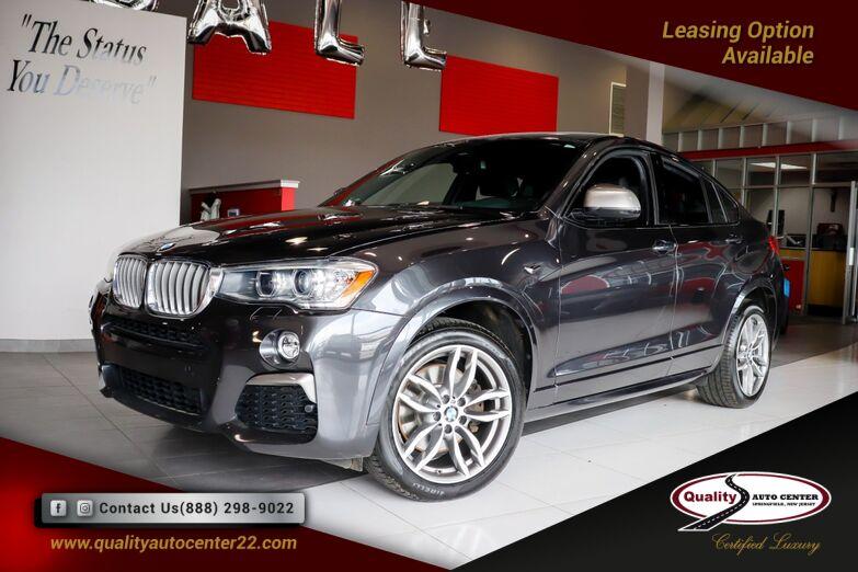 2018 BMW X4 M40i Springfield NJ